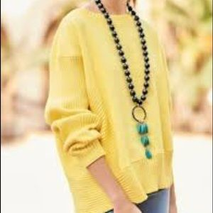 NWT Neon Buddha Casual Pullover SouthBeach Yellow